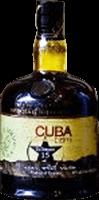 Cuba libre el dorado 15 year rum