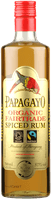 Papagayo spiced golden rum 200px b