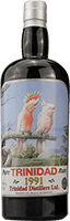 Silver seal wildlife series trinidad 1991 rum 200px