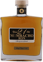 Mombacho 21 year sherry wood rum 200px