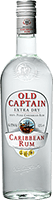 Old captain extra dry rum 200px