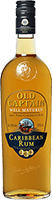 Old captain well matured rum 200px