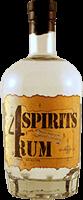 4 spirits silver rum 200