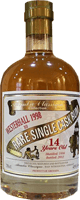 Alambic classique collection westerhall 1998 14 year rum 200