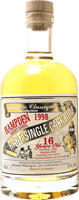 Alambic classique collection hampden 1998 16 year rum 200