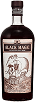 Black magic black spiced rum 200px