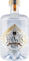 3 howls white label rum 200