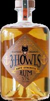 3 howls navy strength rum 200