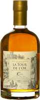 Chantal comte la tour de l or bourbon finish rum 200px