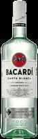 Bacardi carta blanca rum 200px
