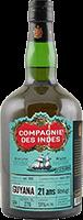 Compagnie des indes guyana 1993 21 year rum 200px