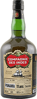 Compagnie des indes panama 2004 11 year rum 200px