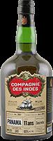 Compagnie des indes panama 2004 11 year rum 200px