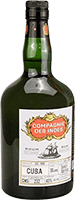 Compagnie des indes cuba 16 year rum 200px