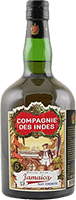 Compagnie des indes jamaica navy strength 5 year rum 200px