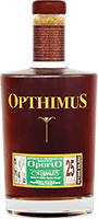 Opthimus 25 year port finish rum 200px