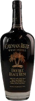 Cayman reef double black rum 200px