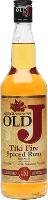 Old j tiki fire spiced rum 200px