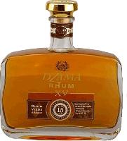 Dzama xv 15 year rum 200px