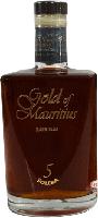 Gold of mauritius solera 5 year rum 200px