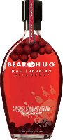 Bear hug wild berry rum 200px