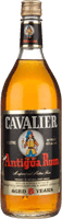 Antigua distillery cavalier 5 year rum 200px