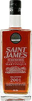 Saint james 2001 rum 200px