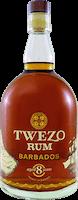 Twezo barbados 8 year rum 200px
