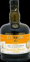 El dorado 15 year special reserve madeira sweet cask rum 200px