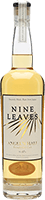 Nine leaves angel s half french oak rum 200px