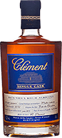 Clement single cask blue moka  rum 200px