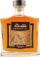 Old man spirits project four vanilla cane rum 200px