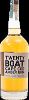 Twenty boat amber rum 200px
