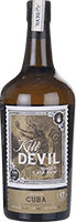 Kill devil  hunter laing  cuba 1998 17 year rum 200px