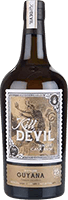 Kill devil  hunter laing  guyana 1990 25 year rum 200px