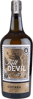 Kill devil  hunter laing  guyana 1998 18 year rum 200px