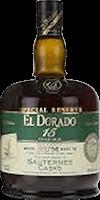 El dorado 15 year special reserve sauternes cask rum 200px