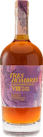 Tres hombres old bayan 8 year rum 200px