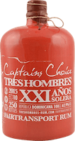 Tres hombres 2015 11 year rum 200px