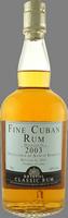 Fine cuban 2003 rum