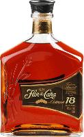 Flor de cana 18 year rum 200px