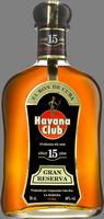 Havana club 15 year rum