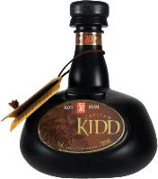 Arehucas capitan kidd rum 200px