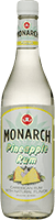 Monarch pineapple rum 200px