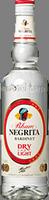 Negrita white rum