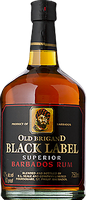 Old brigand black label rum