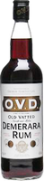 Old vatted demerara  ovd  rum