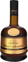 Real carupano solera centenaria rum