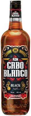Ron cabo blanco black rum 200px