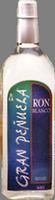Ron pe uela blanco rum